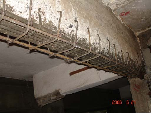 Structural Strengthening Of Damaged R C C Structures With